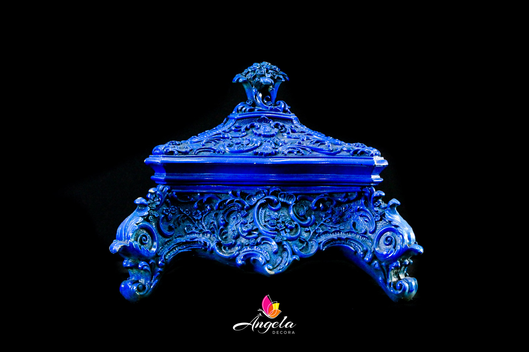 Caixa Lord Azul